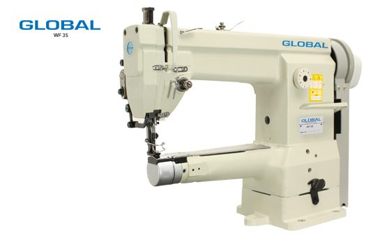 The Cylinder Arm Walking Foot Sewing Machines Globalsew Com