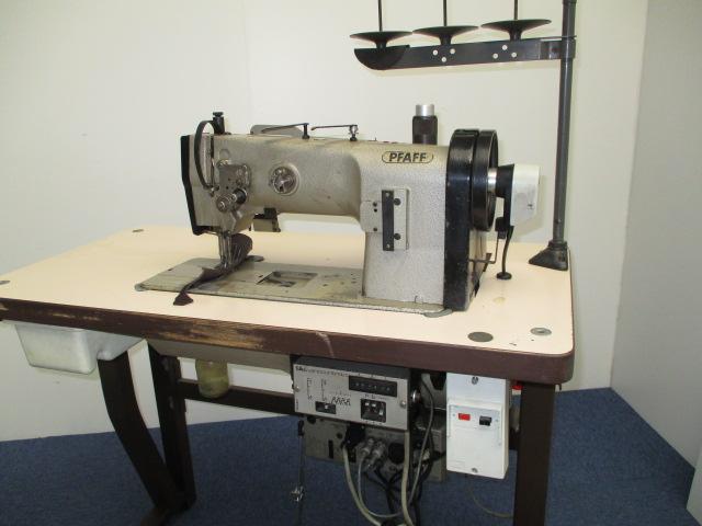 Pfaff 4040404040540 Global International BV Stunning Pfaff 1245 Industrial Sewing Machine Parts